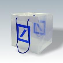 exklusive Kunststofftasche Deutsch Bank