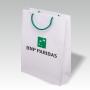 exklusive Papiertasche, matt laminiert