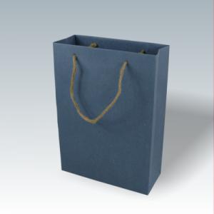 Grastasche in Blau