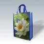 Non Woven Tasche mit Seeblütenmotiv