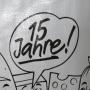 """PP Woven Tasche """"Soma2 in Weiß in Nahaufnahme"""