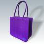 Filztasche lila, individuelle Fertigung