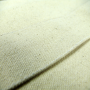 Hochwertige Canvas Tasche ohne Bedruckung und grifffesten Trageschlaufen in Nahaufnahme