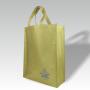 Non Woven Tasche Gold-Glitzer